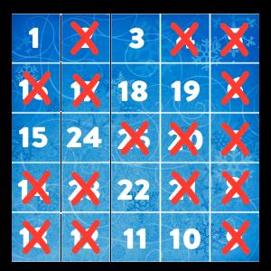 23-NUMBER-GRIDx5x
